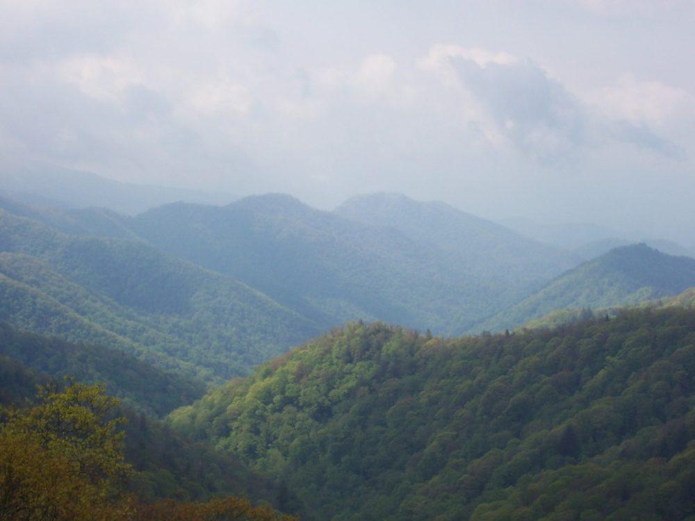 Appalacian-Mountians
