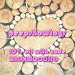 Peepshow Toys Discount Code