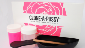 Clone-A-Pussy Hot Pink with components