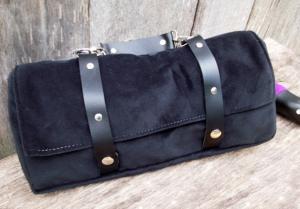 Black Liberator Tristan Velvish Toy Bag