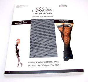 Kix'ies Beth Ann Thigh High Stockings
