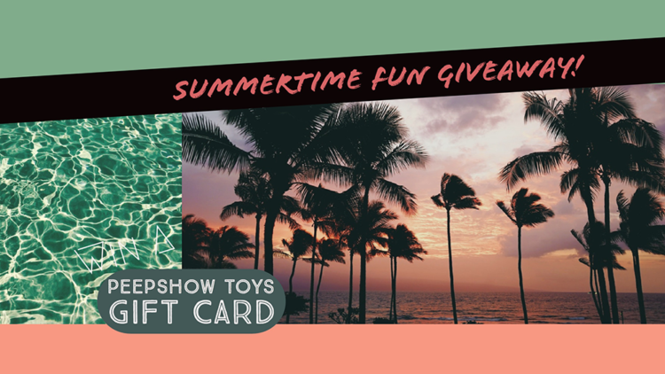 Backwoods Bedroom's Summertime Fun Giveaway