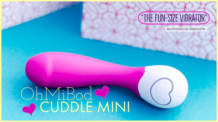OhMiBod Cuddle Mini